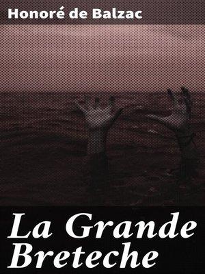 cover image of La Grande Breteche