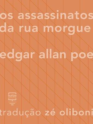 cover image of Os assassinatos na Rua Morgue