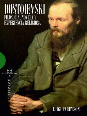 cover image of Dostoievski