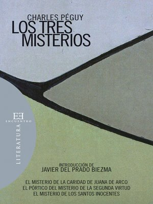 cover image of Los Tres Misterios