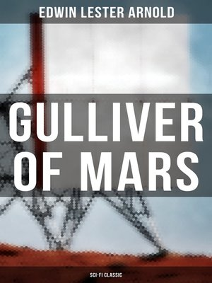 cover image of Gulliver of Mars (Sci-Fi Classic)