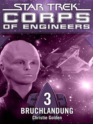 cover image of Star Trek--Corps of Engineers 03