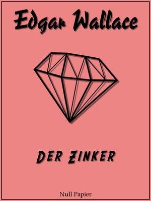 cover image of Der Zinker