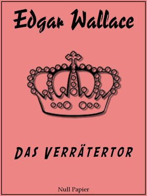 cover image of Das Verrätertor