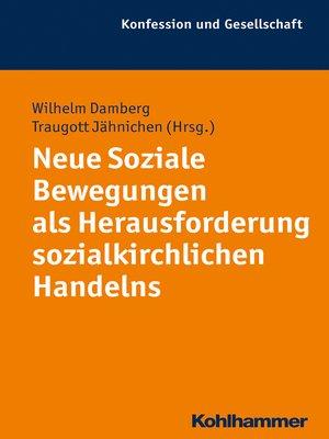 cover image of Neue Soziale Bewegungen als Herausforderung sozialkirchlichen Handelns