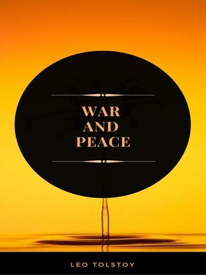 cover image of War and Peace (ArcadianPress Edition)