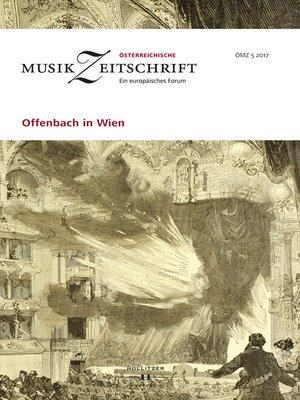 cover image of Offenbach in Wien