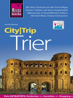 cover image of Reise Know-How CityTrip Trier