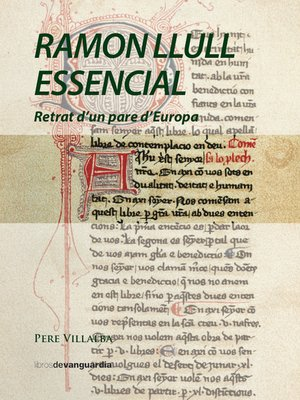 cover image of Ramon Llull essencial