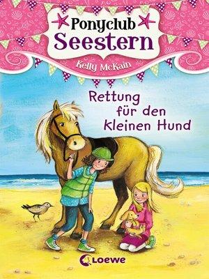 cover image of Ponyclub Seestern 1 – Rettung für den kleinen Hund