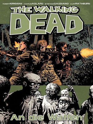 cover image of The Walking Dead 26