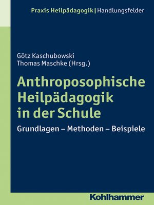 cover image of Anthroposophische Heilpädagogik in der Schule