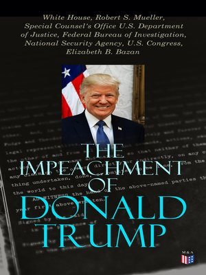 cover image of The Impeachment of Donald Trump