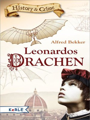 cover image of Leonardos Drachen