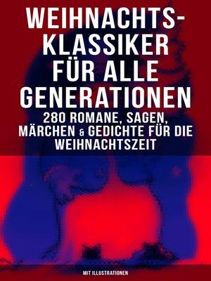 cover image of Weihnachts-Klassiker für alle Generationen