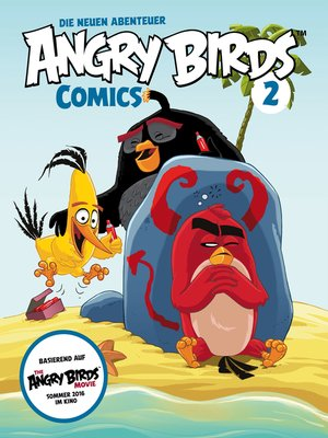 cover image of Angry Birds – Die neuen Abenteuer 2