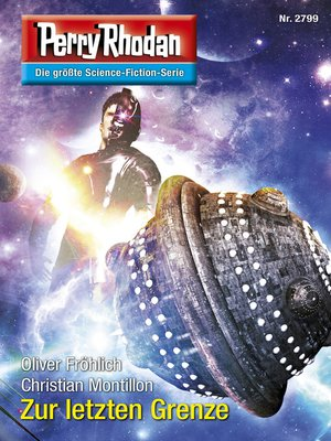 cover image of Perry Rhodan 2799