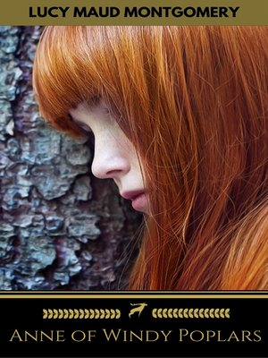 cover image of Anne of Windy Poplars (Golden Deer Classics)