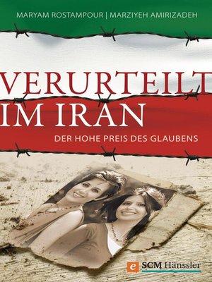 cover image of Verurteilt im Iran