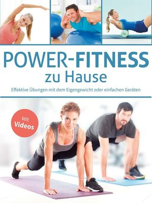 cover image of Power-Fitness zu Hause