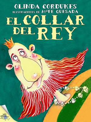 cover image of El collar del rey
