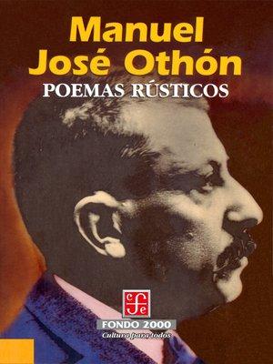 cover image of Poemas rústicos