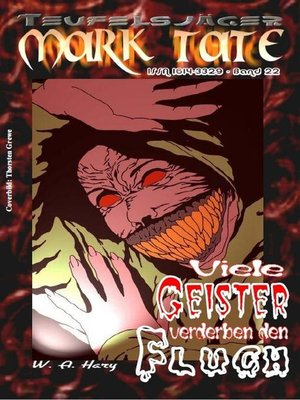 cover image of TEUFELSJÄGER 022