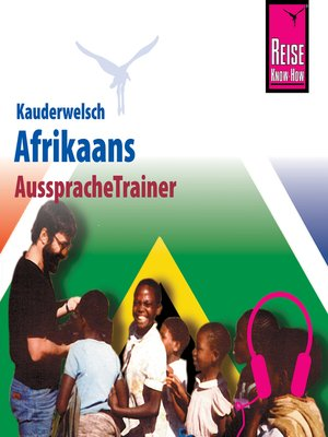 cover image of Reise Know-How Kauderwelsch AusspracheTrainer Afrikaans