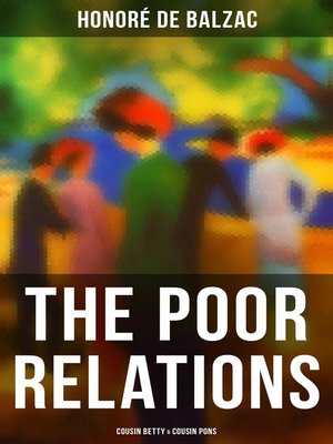 cover image of The Poor Relations