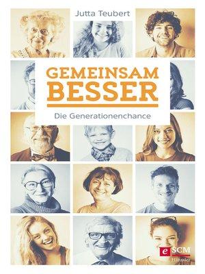 cover image of Gemeinsam besser