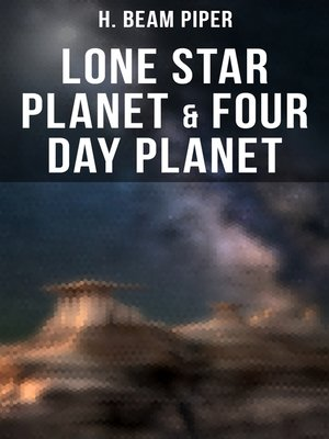 cover image of Lone Star Planet & Four Day Planet