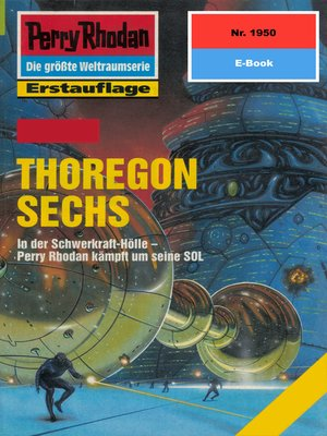 cover image of Perry Rhodan 1950
