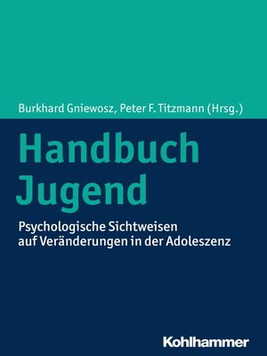 cover image of Handbuch Jugend