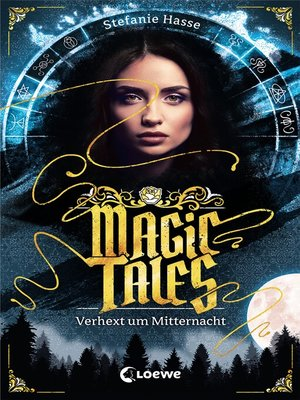 cover image of Magic Tales (Band 1)--Verhext um Mitternacht