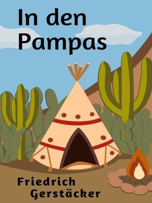 cover image of In den Pampas