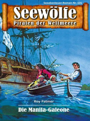 cover image of Seewölfe--Piraten der Weltmeere 105