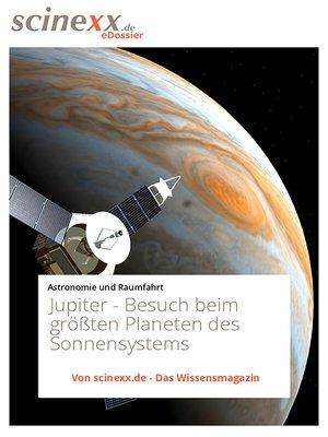 cover image of Jupiter--Gasriese mit Geheimnissen