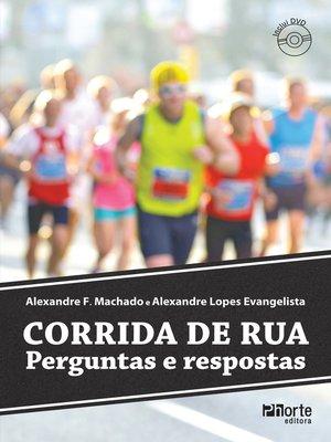 cover image of Corrida de rua