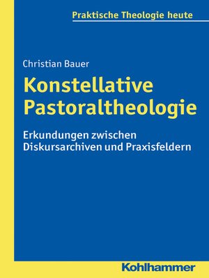 cover image of Konstellative Pastoraltheologie