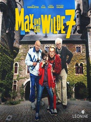 cover image of Max und die Wilde 7--Das Hörspiel zum Film