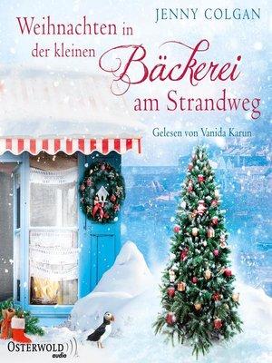 cover image of Weihnachten in der kleinen Bäckerei am Strandweg