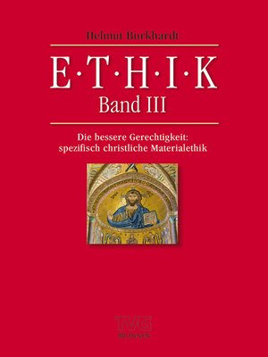 cover image of Ethik III