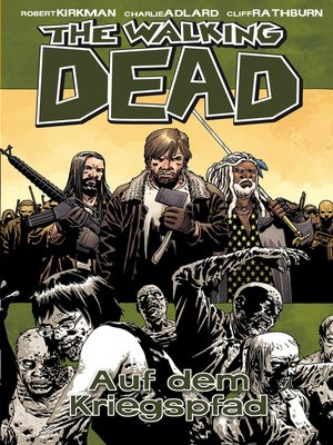 cover image of The Walking Dead 19