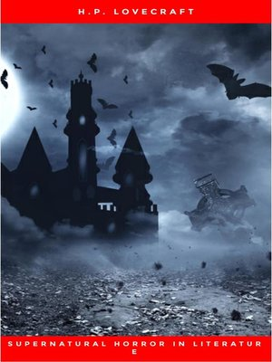 cover image of Supernatural Horror in Literature