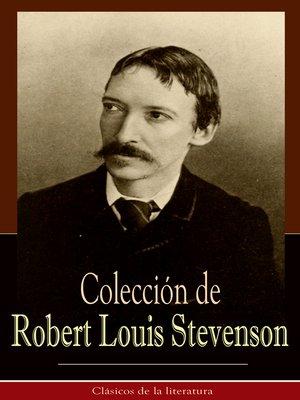 cover image of Colección de Robert Louis Stevenson