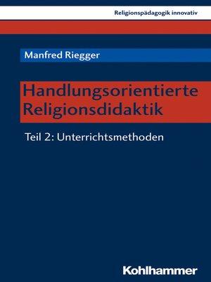 cover image of Handlungsorientierte Religionsdidaktik