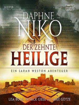 cover image of Der zehnte Heilige