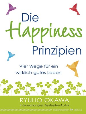 cover image of Die Happiness-Prinzipien