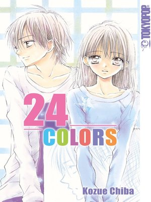 cover image of 24 Colors