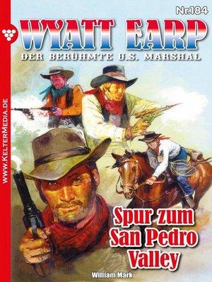 cover image of Wyatt Earp 184 – Western